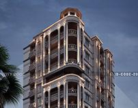 HIGH RISE BUILDING - CLASSIC STYLE-Menoufia