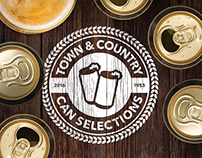 Town & Country Distributors: Can Selections 2016