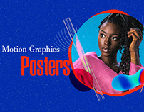 Motion Graphics Posters