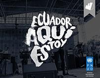 Ecuador Aquí Estoy
