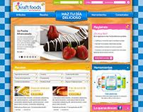Web Kraftfoods