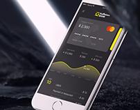 Raiffeisen bank - App Concept
