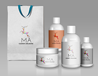 Cosmetic Branding Sample's