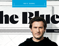 Mens Journal - Clive Standen
