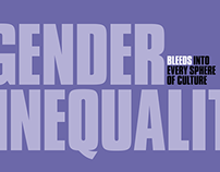 Oxfam - Gender Inequality