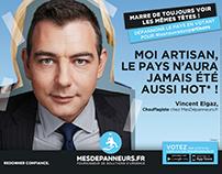 Metro Campain MESDEPANNEURS.FR