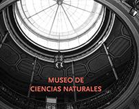Museo de Ciencias Naturales l Proyecto universitario