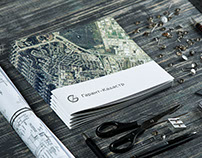 Буклет компании «Гарант-Кадастр»