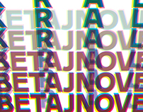 Poster for the theatre play The King of Betajnova