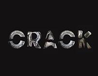 Crack Typeface