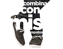 Campaña TOTTO SHOES