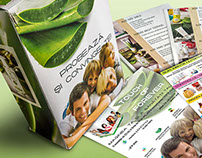 Forever Living Products - marketing materials