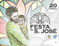 Divulgação Festa de S. José 2017