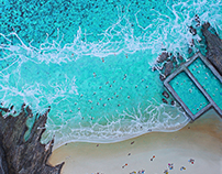 Weekend at Austi Beach - SOLD