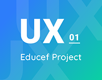 Educef - UX/UI for Learning Management System (Part 1)