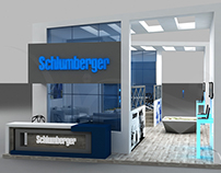 Schlumberger Booth 2017