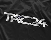 TAC24 logo concept