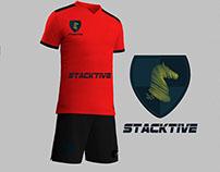 Stacktive logo