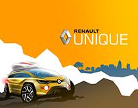 Renault Experience 2015 - Renault UNIQUE