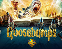 Warner Bros. Entertainment - Goosebumps