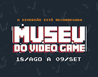 MUSEU DO VIDEO GAME