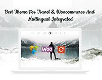 Full-featured Tour & Travel Agency WordPress Theme
