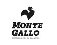 Desenvolvimento de Logotipo e Id. Visual Montegallo