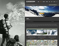 Expedition - WordPress Theme for Travelers