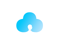 Head in the clouds - Logo