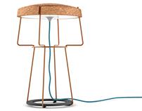Muselette Lamp