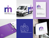 Logo Design & Branding / MH Financial Services