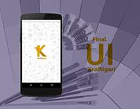 Kraftigari - Final UI