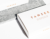 Tanzee - Packaging & Rebrand