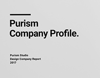 Purism Series Annual Report and Company Profile