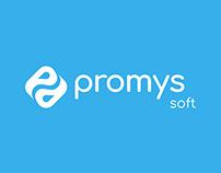 Promys soft logo & web