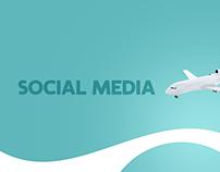 Turismo Sem Limites - Social Media