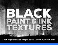 30 Paint and Ink backgrounds