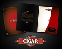 Classic Cigar Art Branding & Identity