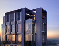 The Line Residence