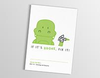 If It's Broke Fix It!