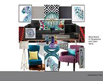 Martin College 1579A3 - Res. Decoration Design Studio 1