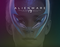 UI/UX: Alienware Training Facility