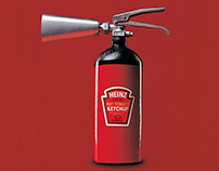 Heinz - Ordinary things, extraordinary taste.