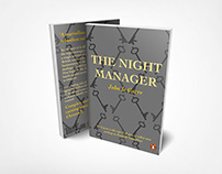 Penguin Book Cover: The Night Manager