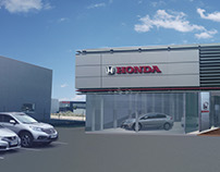 RETAIL AUTOMOTIVE HONDA
