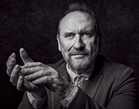 Retouching - Colin Hay