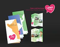 LawnCandy Brochure Concepts