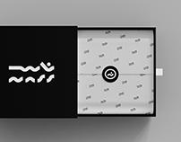 Nass brand design.