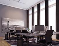 Contemporary Office / SepiaLine / San Francisco