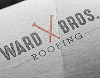 Ward Brothers Roofing - Logo